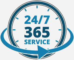 Unblocking drains in Crowborough and Rotherfield, 24/7 365 days a year